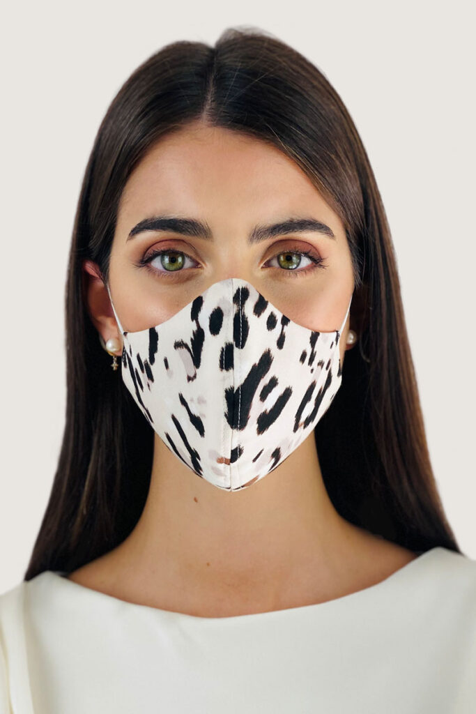 Mascarilla Animal Print Leopardo