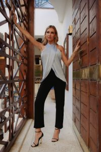 Total Look Majorelle x Marta Carriedo